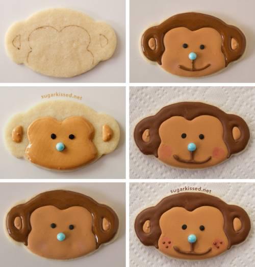печенье мартышки
