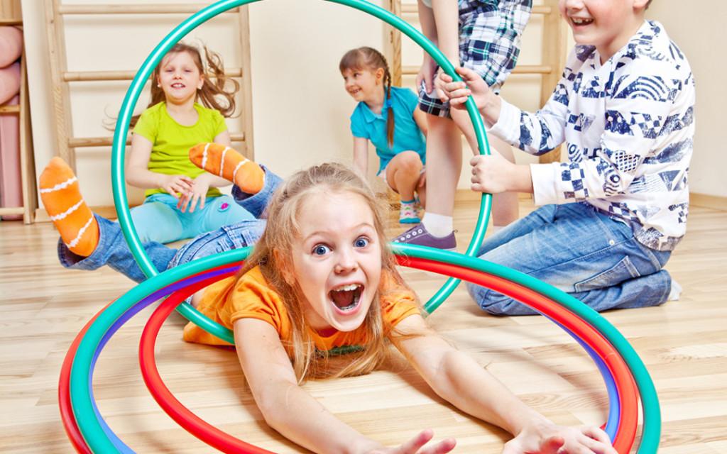 Как сделать детей в спорт 152