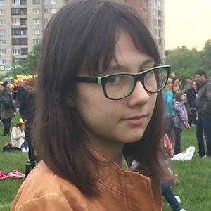 Вероника Капралова, гимназия №227