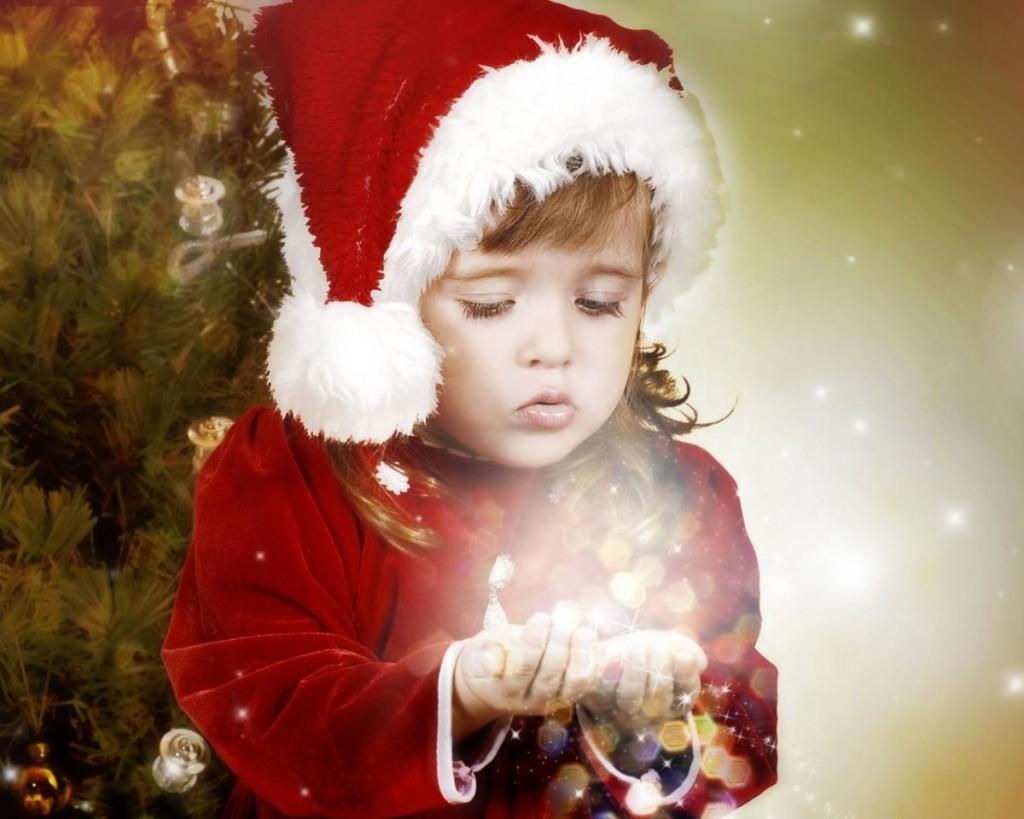 Новый год время волшебства в этот раз тебя ждут целых два волшебных подарка
