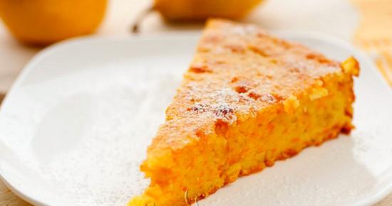 тыквеный пирог