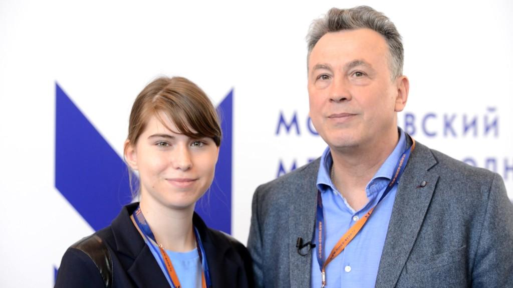 Вениамин Каганов рассказал Алине о планах развития дополнительного образования детей