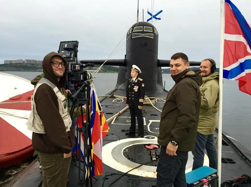 подводники погружение