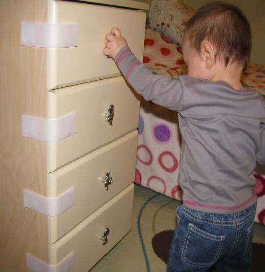 Как сделать защиту от детей