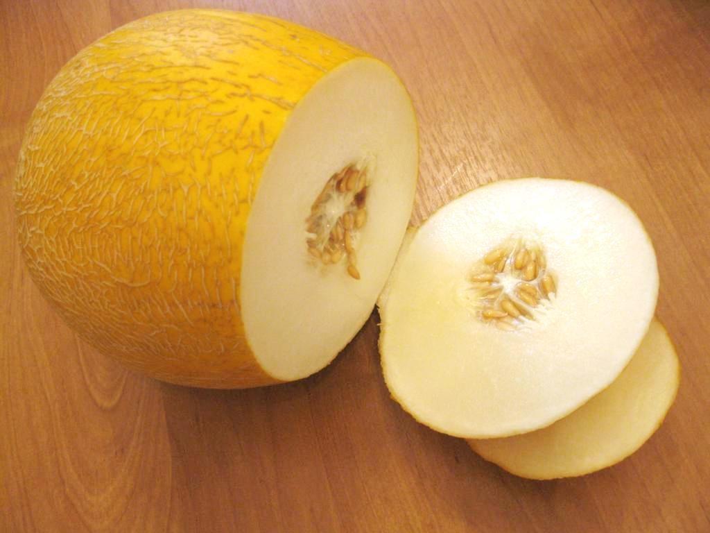 Вкусные сорта дыни. «Медовая»