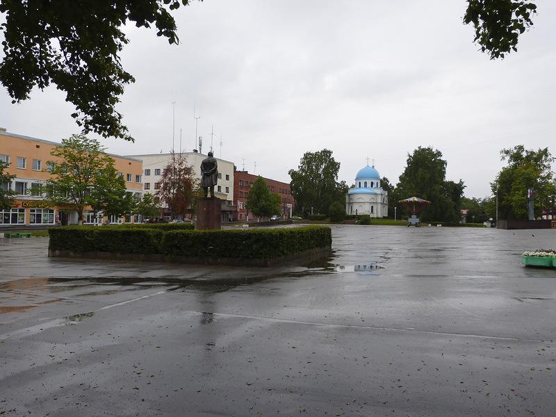Ленобласть детям. Приозерск. Центральная площадь Приозерска