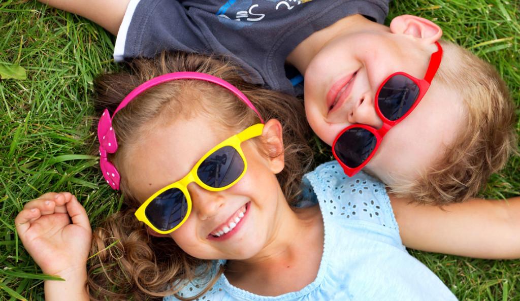 Где покупать солнцезащитные очки для ребенка