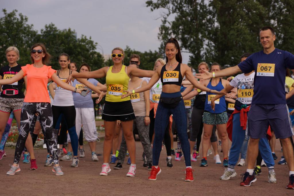 фестиваль фитнеса и красоты LIFEST в Пулковском парке