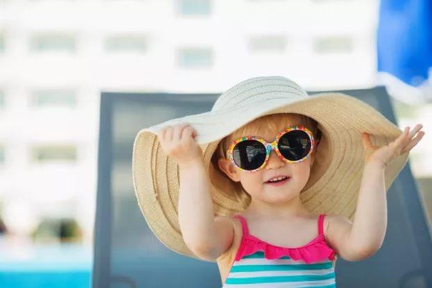Солнцезащитные очки для детей с какого возраста