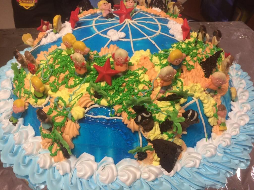 31 августа в Детском хосписе прошел Урок мира – праздник, приуроченный к началу учебного года