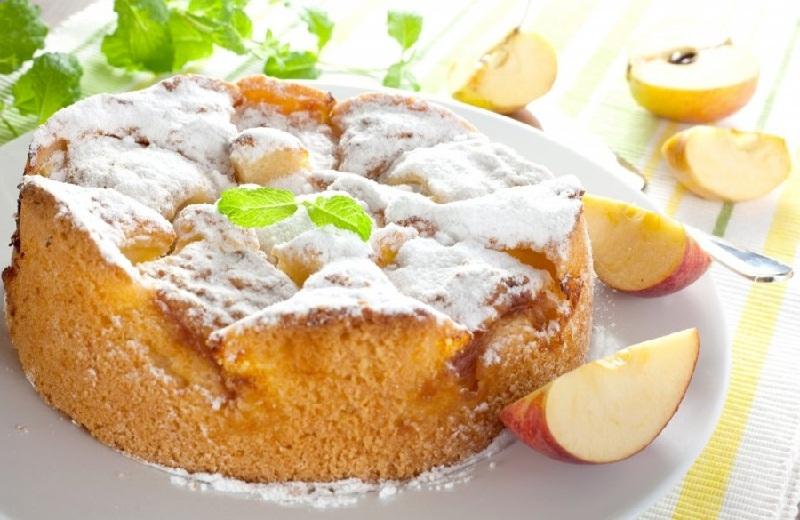 День шарлотки и осенних пирогов