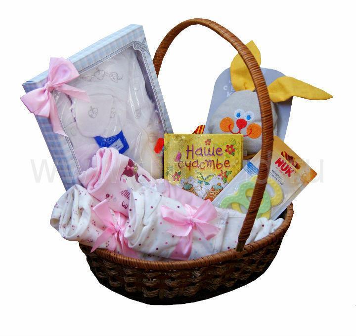 Подарок новорожденному с доставкой 5