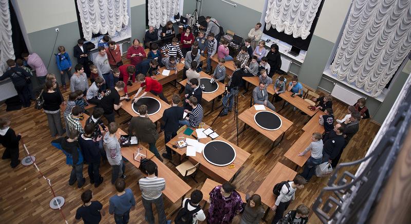 Первое место занял физико-математический лицей № 239 в Санкт-Петербурге