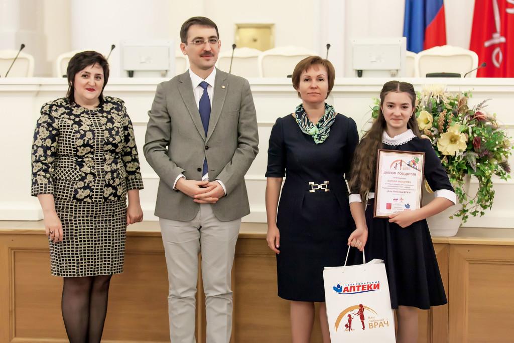 Победители VI Конкурса «Наш Любимый ВРАЧ»