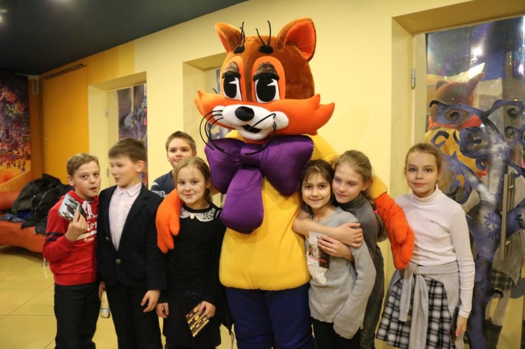 познавательный мультфильм «Огонь – друг или враг?» будет показан петербургским школьникам, станет наглядным пособием на уроках безопасности