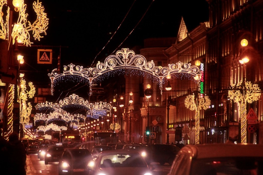 программа новогодних мероприятий в Петербурге на 2018 год
