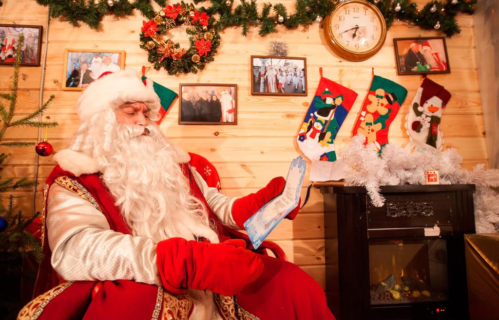 Дед Мороз России рассказал, какие книги он советует читать современным школьникам
