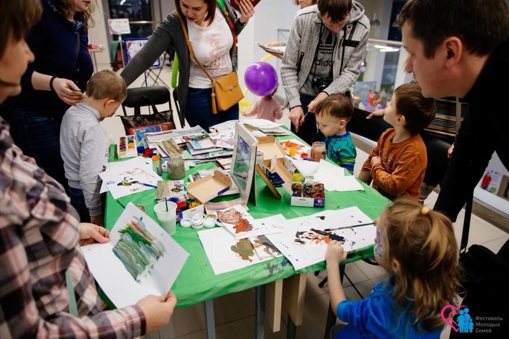 В Петербурге пройдет «Фестиваль молодых семей-2018»