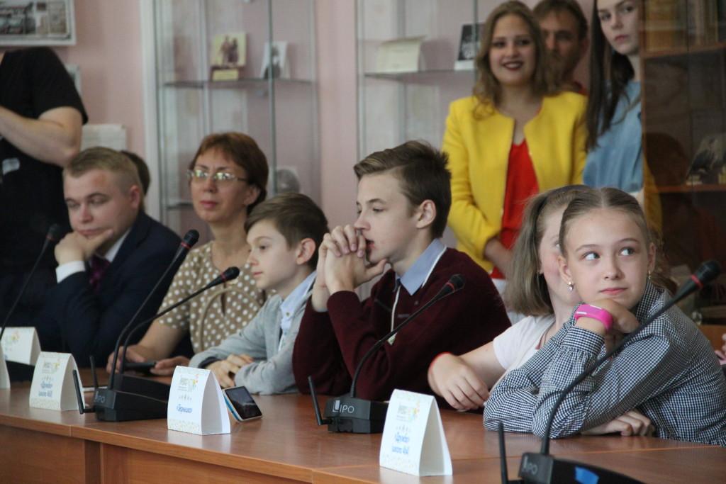 в Пушкине прошло закрытие ежегодного проекта
