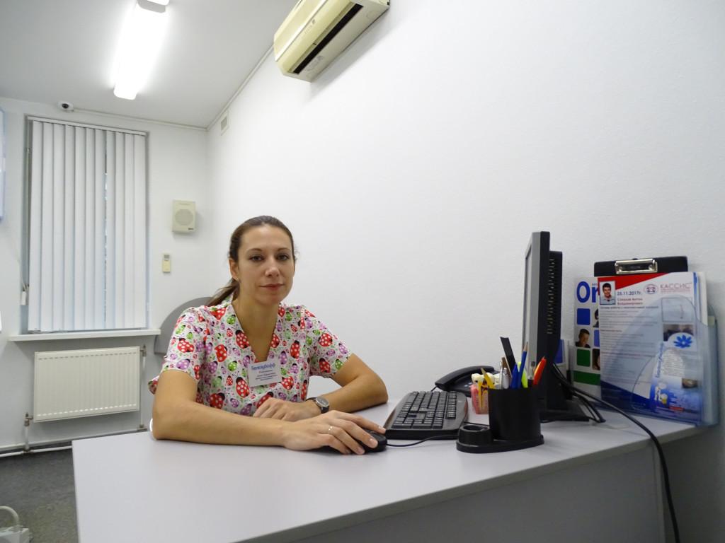 Детский врач-стоматолог Родоманова Анна Борисовна