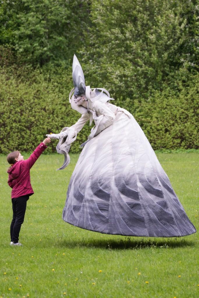 Фестиваль уличных театров «Елагин парк» 2018 года пройдет в августе