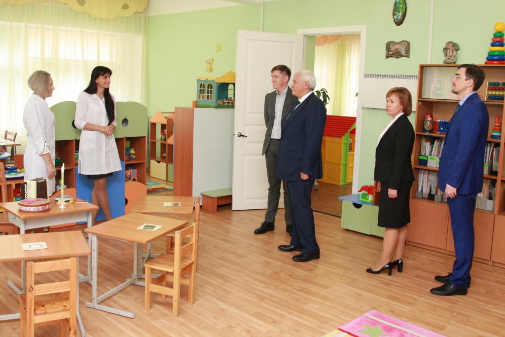 Детский сурдологический центр открыли в Петербурге