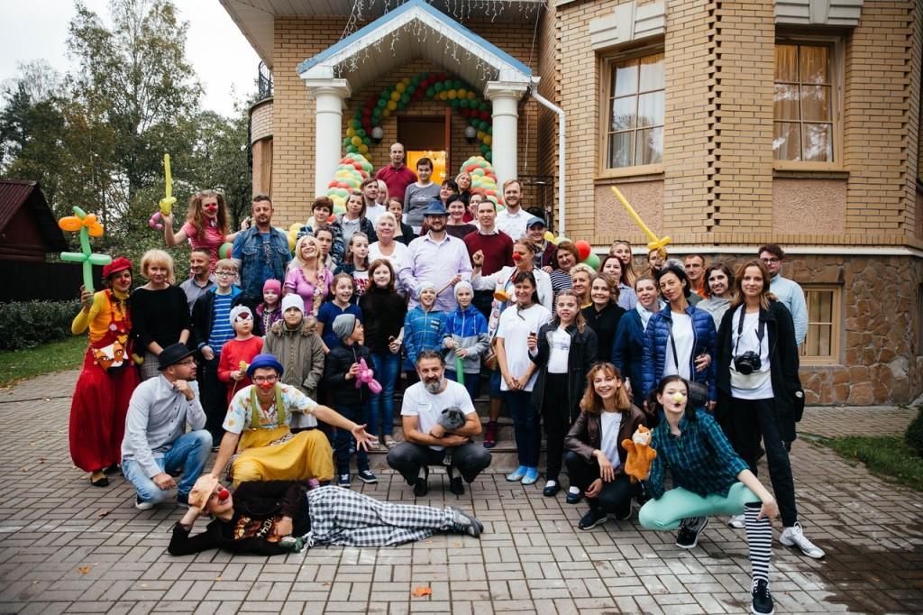 22 сентября в поселке Ольгино после ремонта открылся Центр паллиативной помощи