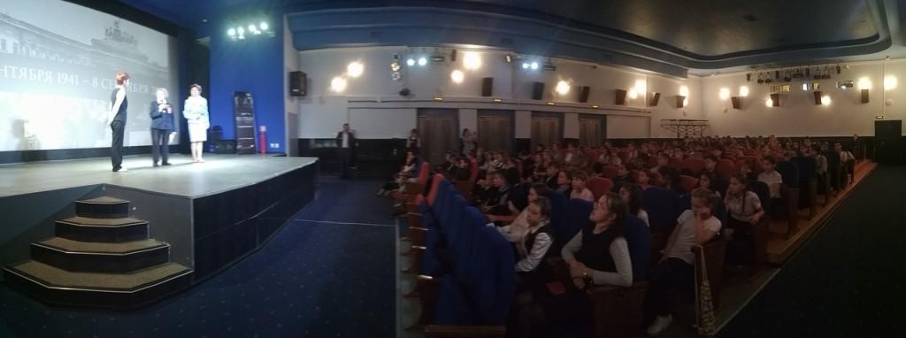 В «Чайке» состоялся первый петербургский показ документального фильма «Девочки»
