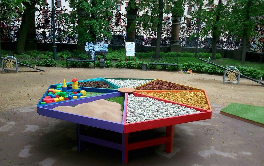В Петербурге откроют «Сад ощущений»