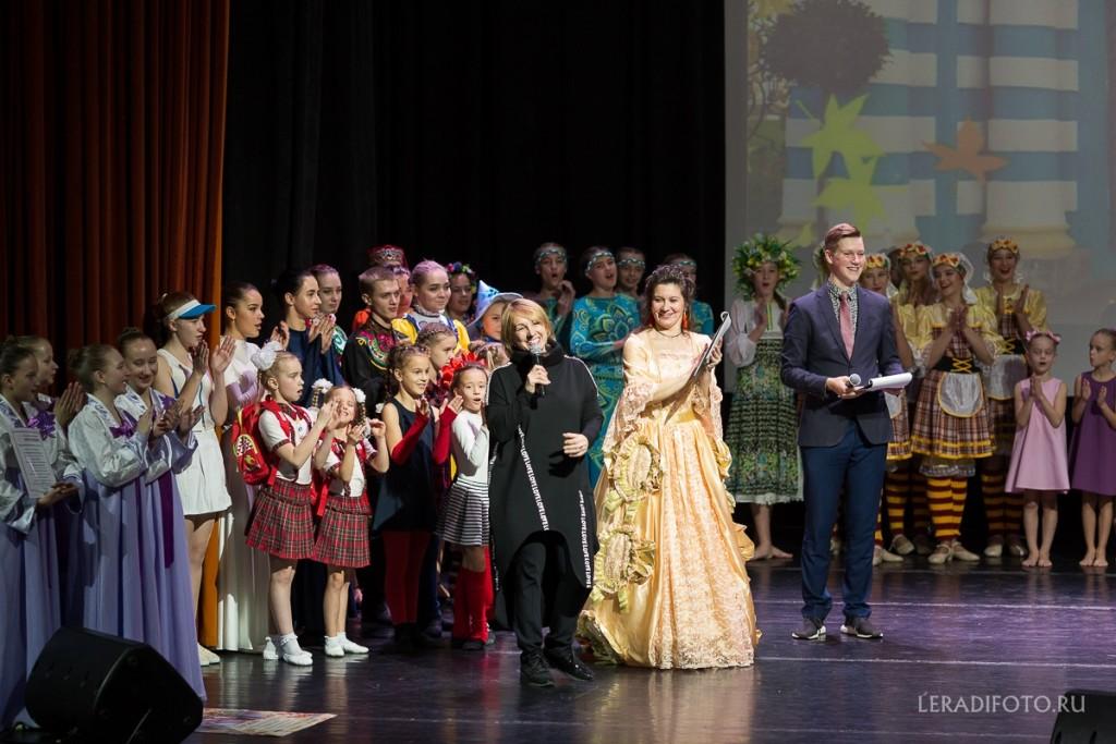 28-31 октября в Пушкине прошёл VIII Международный конкурс хореографических коллективов «Поедем в Царское Село»,