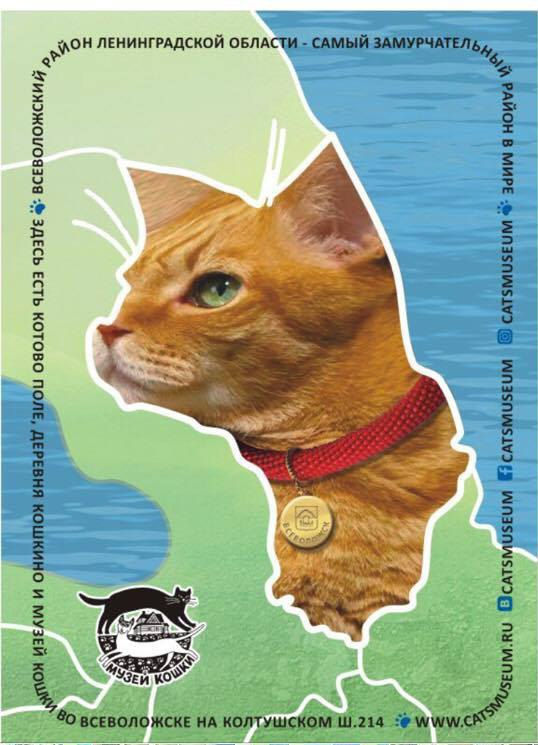 Музей Кошки приглашает на свой День рождения