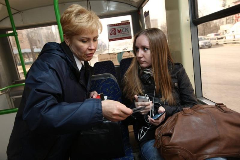 Кондукторам Петербурга запретили высаживать безбилетных детей