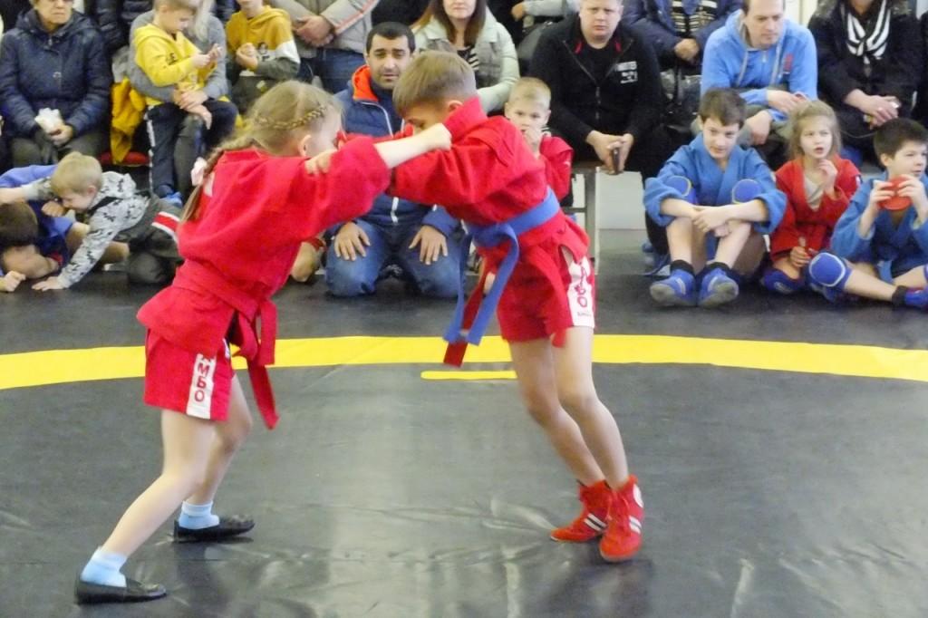 Бесплатные занятия спортом для детей в Невском районе