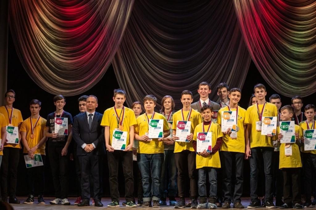 Пушкинские школьники вошли в региональную сборную VII Национального чемпионата WorldSkills Russia