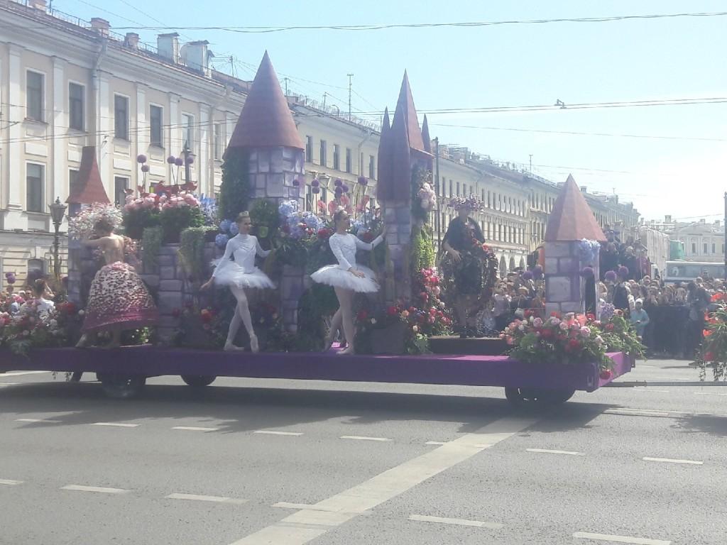 ПрессЛето-2019, газета Парадокс, Кировский район СПб