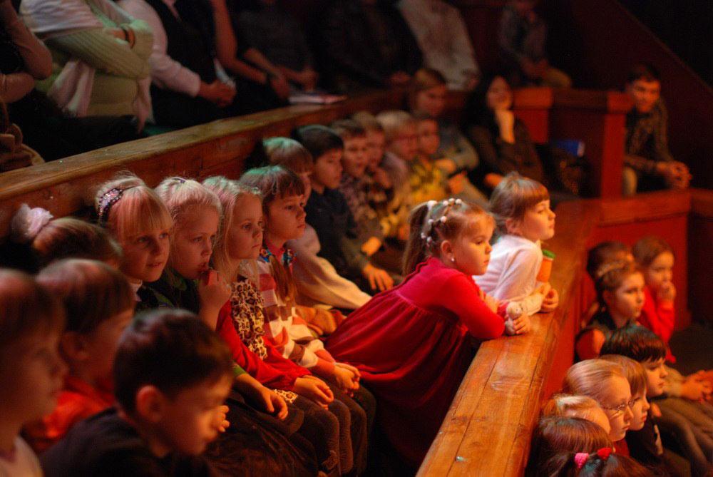 Всемирный День театра для детей и юношества