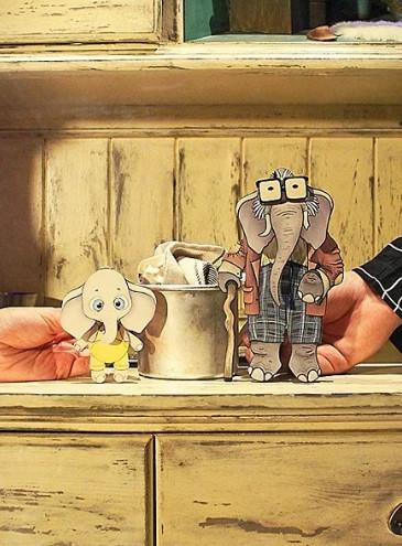 Расписание фестиваля МАЛЕНЬКИЙ СЛОЖНЫЙ ЧЕЛОВЕК. «Сказка о храбром Слонёнке»