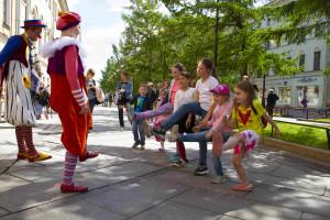 Клоун-мим-театр «Мимигранты» приглашают на праздник шуток и веселья