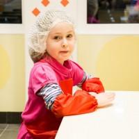 «Теремок» открыл в «КидБурге» первую блинную для детей