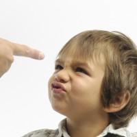 Правильное воспитание непослушного ребенка