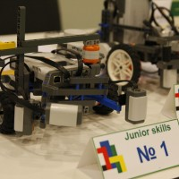 Заезд мобильной робототехники завершен