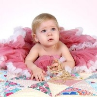 Детское одеяло для малыша своими руками