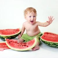 Когда ребенку можно арбуз