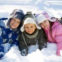 Гуляем с малышом в мороз, или Несколько советов, как одевать детей для прогулки