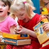 Новогодние благотворительные акции для детей