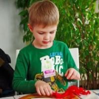 «ДЕТСКОЕ ВРЕМЯ» —  мастер-класс по созданию эко-бумаги