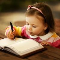 Школьные принадлежности для леворуких детей