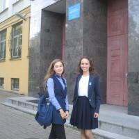 В Санкт-Петербурге открылся первый «Газпром-класс»