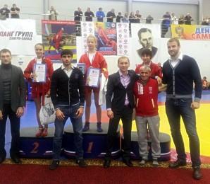 Юные олимпийцы