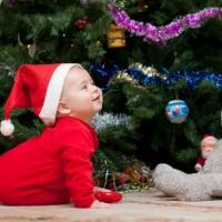 Украшаем детскую комнату к Новому году